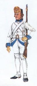 Infantera Veneta 1783