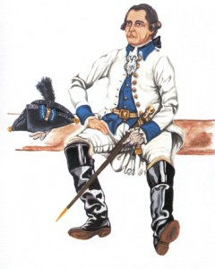 Uffiziale Veneto 1785